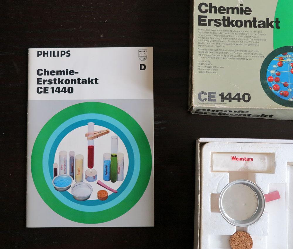Chemie labor