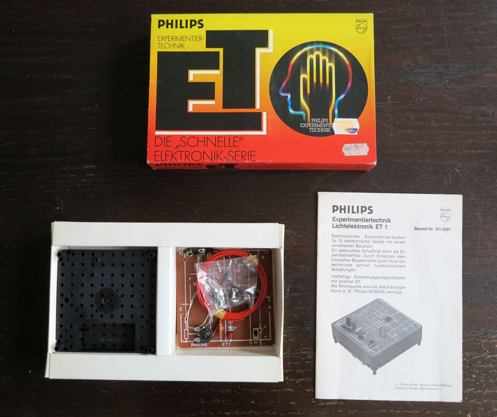 Philips ET1xx