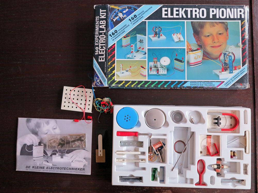 Electro-lab