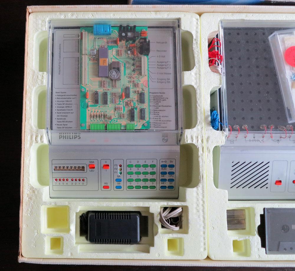 Philips microcomputerlab