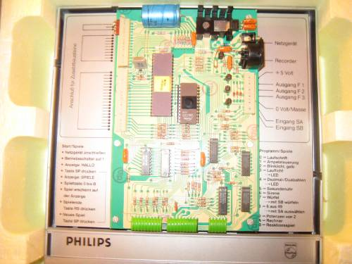 Philips microcomputerlab