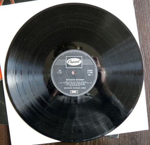 POP LPs Q-Z