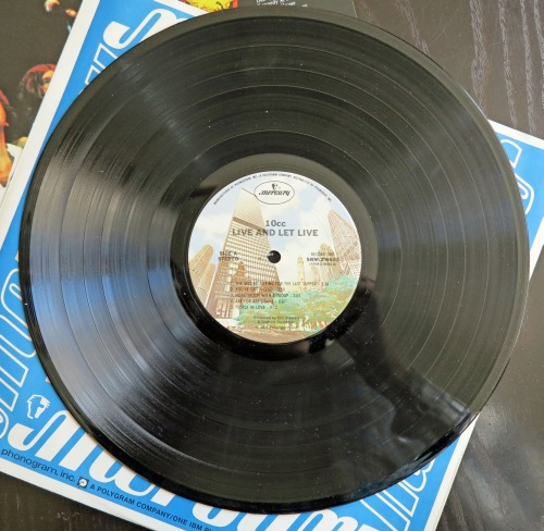 POP LP's A-E