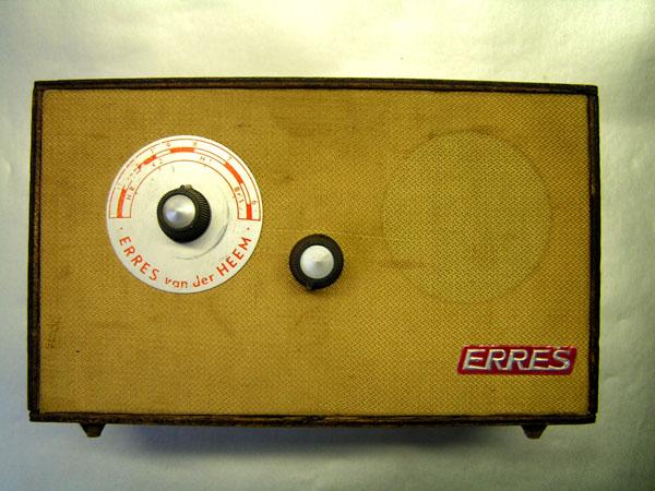 Erres radiobouwdozen